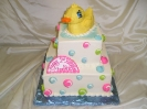 Duck with Polka Dots