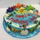 Ocean Fish & Sea Creatures