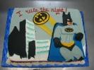 Bat Character with logo