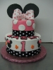 Mouse Girl Theme with Ears and Bow