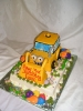Construction Vehicle Character