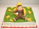 Monkey with Yellow Hat 3D