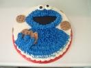 Sesame Cookie Character