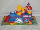 Clown train