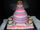 Doll with Ruffle Dress