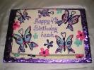 Butterflies Drawn on