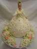 Doll cake Bridal Gown