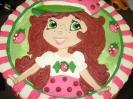Strawberry Girl Modern