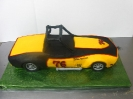 Sports Car Freestanding