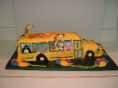 School Bus Freestanding