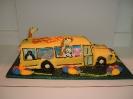 School Bus Freestanding