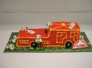 Fire Truck Double Hook and Ladder