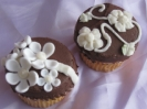 Fondant and Buttercream Style Flowers