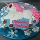 Unicorn Cupcake Pull Apart