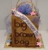 Large Brown Bag