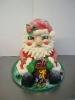 Christmas_Santa Freestanding