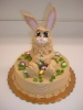 Easter_Bunny 3D Tan