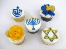 Chanukkah_Cupcakes Assorted