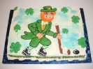 St Patricks Day_Leprechaun drawn on