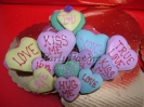 Valentines Day_Cookies Conversation Hearts