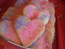 Valentines Day_Cookies Hearts with Sugar