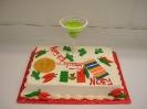 Margarita Glass and Fiesta Theme