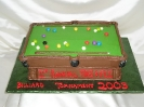 Billiards Table Freestanding