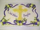Drawn on Decorative Cross