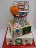 Basketball Hoop with Scoreboard