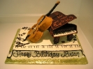 Grand Chocolate Piano and Violin
