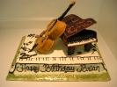 Grand Chocolate Piano and Violin