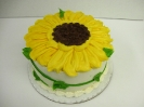 floral_Sunflower Top