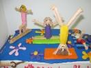 Gymnastics Figures 3D